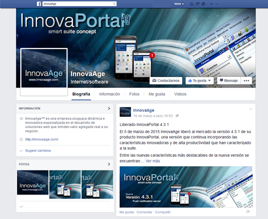 innovaage captura facebook